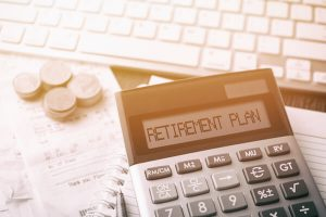 retirement plan calculation