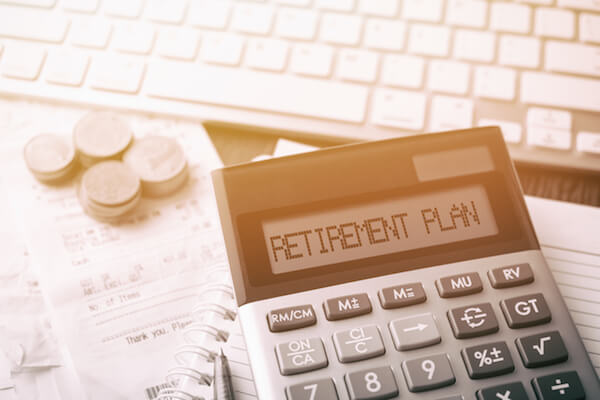retirement plan calculation
