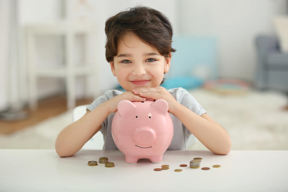 teaching kids about financial literacy